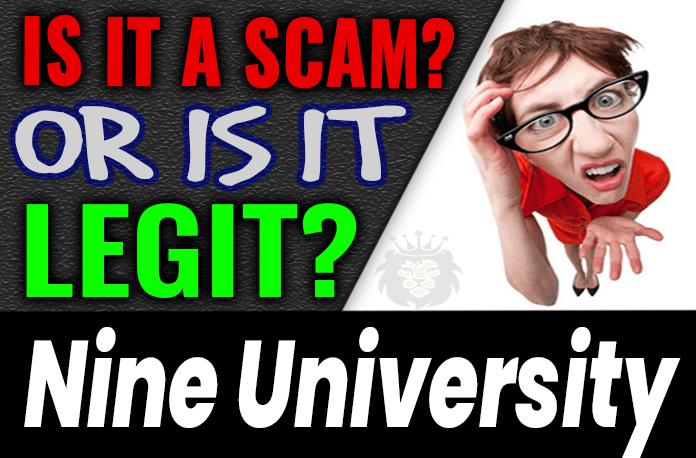 Nine University Review Scam Amazon FBA Course