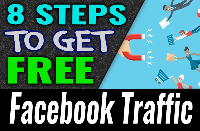 Guide On How To Get Traffic From Facebook For Free