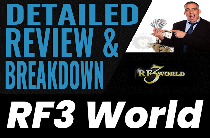 RF3 World Review Scam Compensation Plan