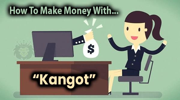 Kangot Compensation Plan Breakdown