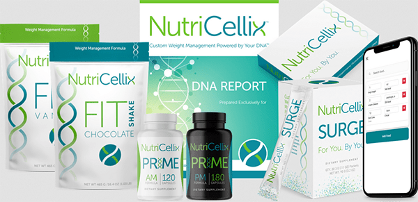 NutriCellix Products DNA Review