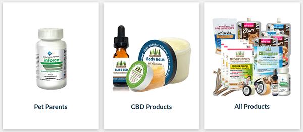 PetClub 247 Product List