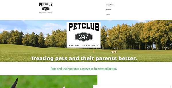 What Is PetClub 247