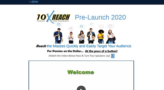 What Is 10X Reach