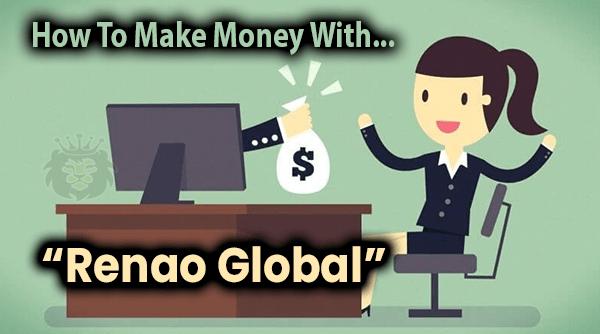 Renao Global Compensation Plan Breakdown
