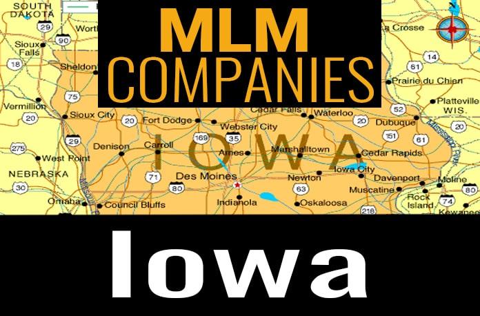 Top MLM Companies in Iowa
